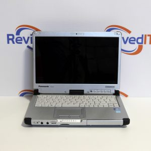CF-C2 Front Laptop Mode