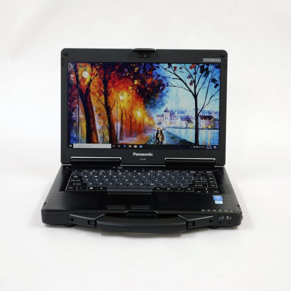 Product image of a Refurbished Mark 1 Panasonic CF-53 Toughbook