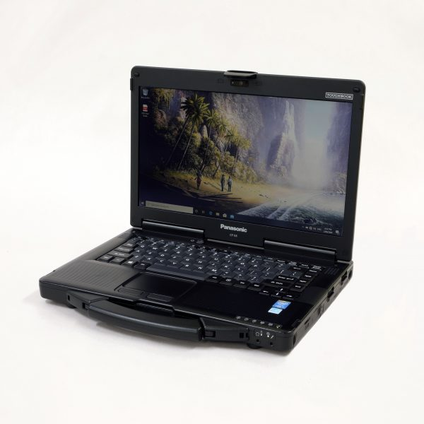 CF53 Toughbook Front On Product Image