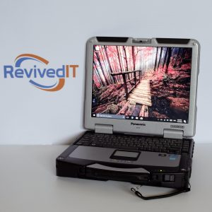 A product image of a Refurbished Panasonic Toughbook 31 for sale from RevivedIT