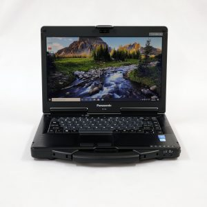 Rugged Laptop for Civil and Trade applications